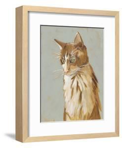 Lap Cat II by Chariklia Zarris