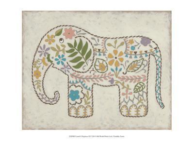 Laurel's Elephant II by Chariklia Zarris