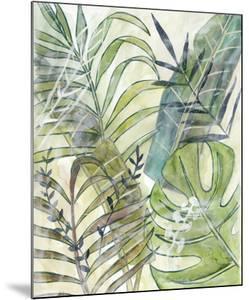 Layered Palms I by Chariklia Zarris