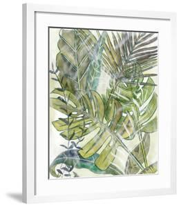 Layered Palms II by Chariklia Zarris