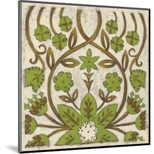 Lotus Tapestry I by Chariklia Zarris