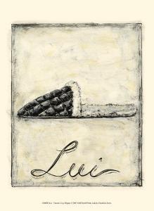 Lui: French Cozy Slipper by Chariklia Zarris