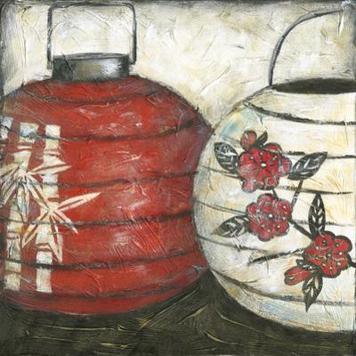 New Year Lanterns I by Chariklia Zarris