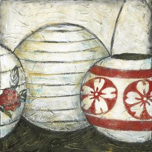 New Year Lanterns II by Chariklia Zarris