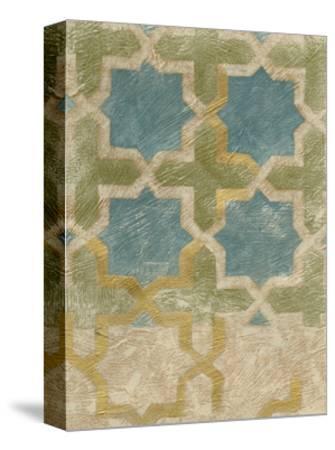 Non-Embellished Exotic Tile II