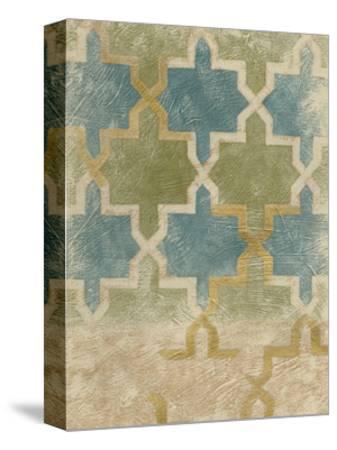 Non-Embellished Exotic Tile III
