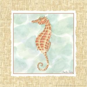 Ocean Seahorse by Chariklia Zarris