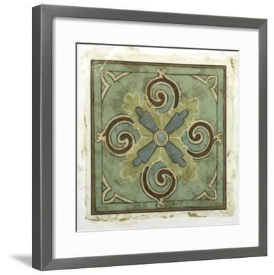 Ornamental Tile V