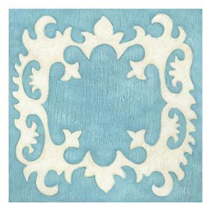 Petite Suzani in Blue by Chariklia Zarris