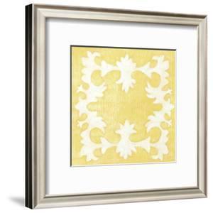 Petite Suzani in Yellow by Chariklia Zarris