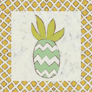 Pineapple Vacation III by Chariklia Zarris