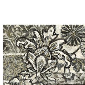 Printed Graphic Chintz IV by Chariklia Zarris