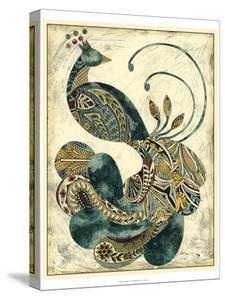 Royal Peacock I by Chariklia Zarris