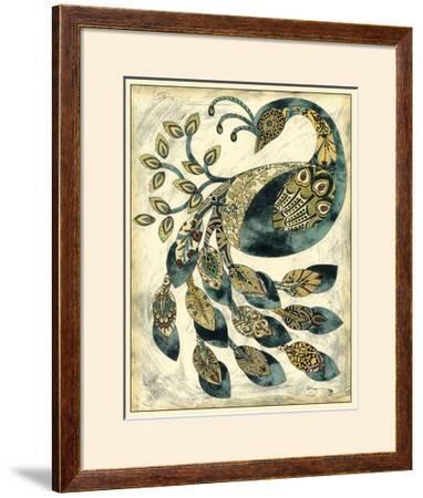 Royal Peacock II by Chariklia Zarris
