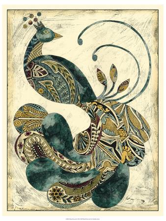 Royal Peacock by Chariklia Zarris