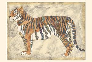 Royal Tiger by Chariklia Zarris