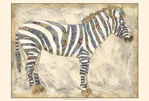 Royal Zebra by Chariklia Zarris