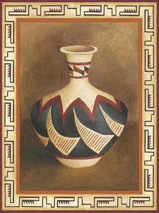 Southwest Pottery II by Chariklia Zarris