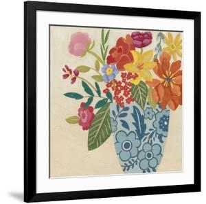 Spring Blossoms I by Chariklia Zarris