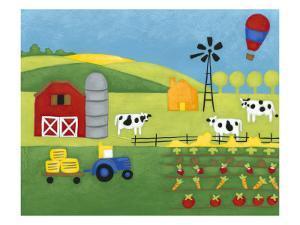 Storybook Farm by Chariklia Zarris