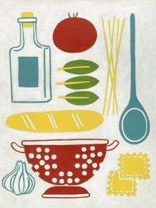 Sunday Dinner by Chariklia Zarris