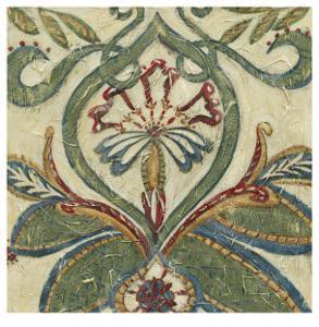 Textured Tapestry I by Chariklia Zarris