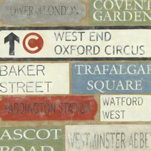 Tour of London by Chariklia Zarris