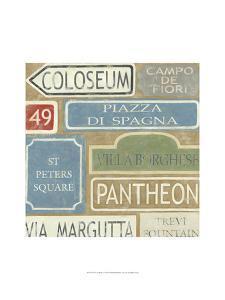 Tour of Rome by Chariklia Zarris