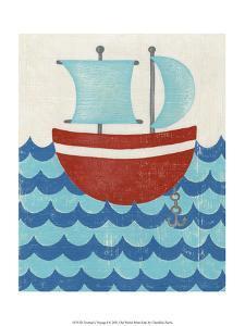 Truman's Voyage I by Chariklia Zarris