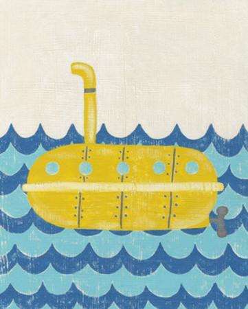 Truman's Voyage IV by Chariklia Zarris