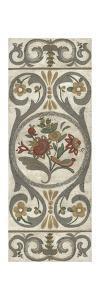 Tudor Rose Panel I by Chariklia Zarris