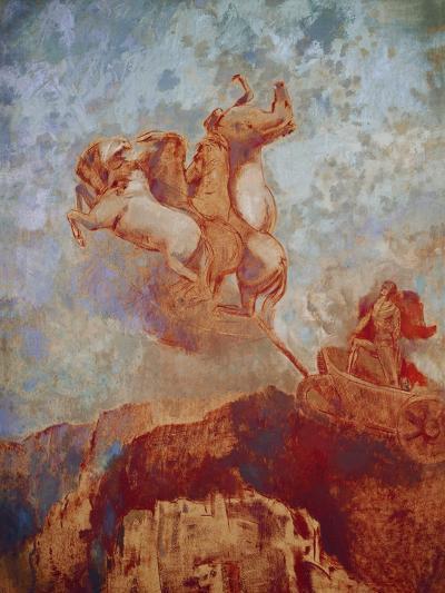 Chariot of Apollo, 1909-Odilon Redon-Giclee Print