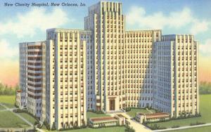 Charity Hospital, New Orleans, Louisiana