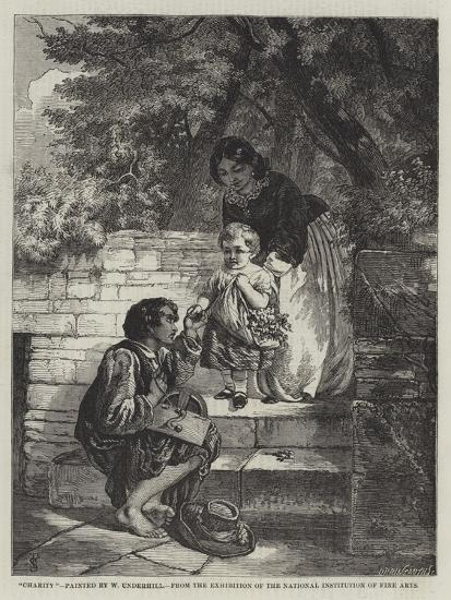 Charity-William Underhill-Giclee Print