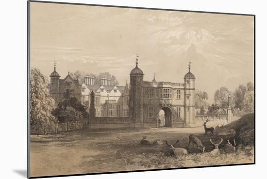Charlecote, Warwickshire-Frederick William Hulme-Mounted Giclee Print