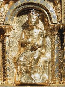 Charlemagne Shrine, Palatine Chapel