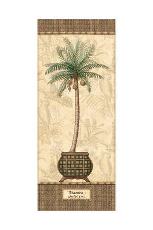 Botanical Palms II