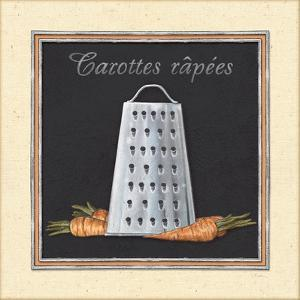 Carottes Rapees by Charlene Audrey