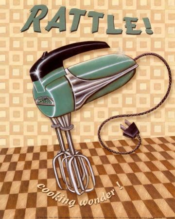 Nifty Fifties, Rattle