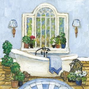 Pampered Bath I by Charlene Olson