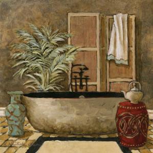 Asian Warmth I by Charlene Winter Olson
