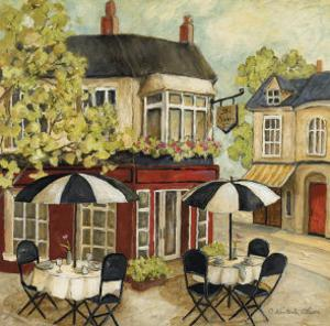 Corner Cafe I by Charlene Winter Olson