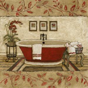 Crimson Moment I by Charlene Winter Olson