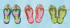 Flip Flops II by Charlene Winter Olson