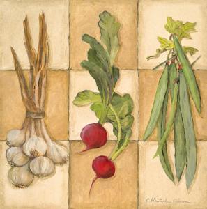 Fresh Veggies II by Charlene Winter Olson