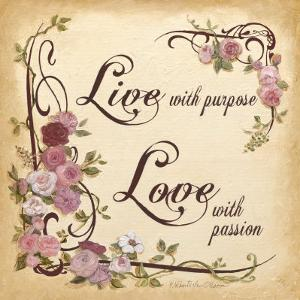 Live with Purpose by Charlene Winter Olson