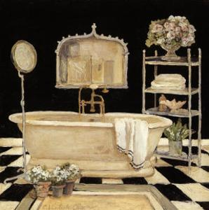 Maison Bath IV by Charlene Winter Olson