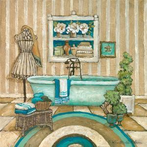 My Inspiration Bath II by Charlene Winter Olson