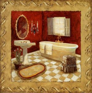 Salon Rouge II by Charlene Winter Olson
