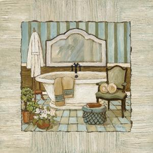 Vintage Luxe I by Charlene Winter Olson